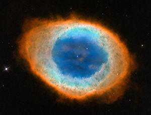 Cảnh tượng tuyệt đẹp của một ngôi sao đang chết