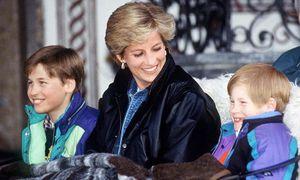 Hoàng tử William đau lòng khi nhớ về Công nương Diana
