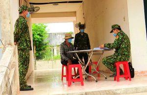 Phạt tiền và cách ly ba người từ Camphuchia về Việt Nam trái phép