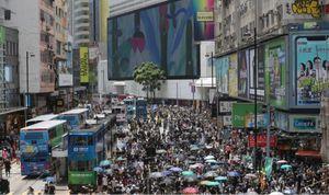 Tình hình sôi sục, tư lệnh quân đồn trú ở Hong Kong lên tiếng