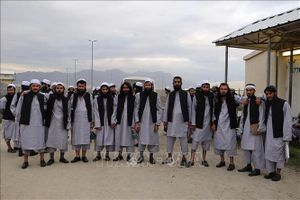 Chính phủ Afghanistan đã phóng thích 900 tù nhân Taliban