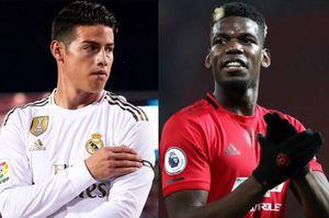 Real Madrid dùng 4 ngôi sao để đổi Paul Pogba
