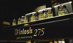 McIntosh C2600 & MC275 50th Anniversary, bộ tác phẩm xứng đáng sưu tầm