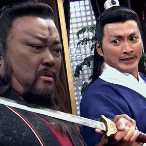Màn ra mắt đặc biệt của Triển Chiêu trong lần đầu gặp Bao Chửng