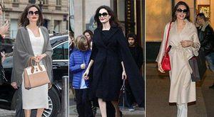 Angelina Jolie và gu thời trang đỉnh cao thanh lịch