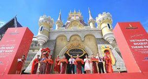 Khai trương công viên chủ đề lớn nhất - Vinwonders Phú Quốc
