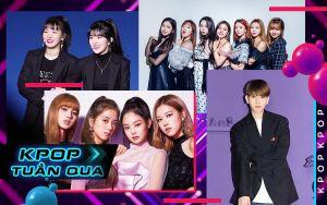 Kpop tuần qua: BlackPink lộ ngày tái xuất, Baekhyun khuynh đảo đường đua với 'Candy', sub unit của Red Velvet dời ngày debut, Oh My Girl vượt mặt thành tích BTS