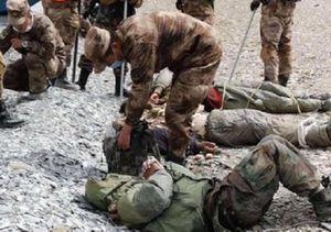 Nóng: Biên giới Trung - Ấn có đổ máu, xe tăng Type 15 sẵn sàng khai hỏa