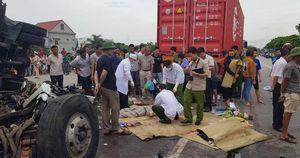 Tài xế gây tai nạn thảm khốc khiến 5 người tử vong bị tuyên phạt 12 năm tù