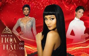 H'Hen Niê là 1 trong 2 đại điện Việt Nam lọt Top 50 Hoa hậu Hoàn Vũ đẹp nhất thập kỷ