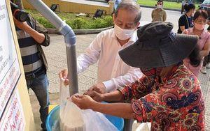 Thừa Thiên - Huế: 375 suất quà hỗ trợ các gia đình khó khăn chịu ảnh hưởng dịch Covid-19