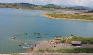 Đã tìm thấy thi thể 2 học sinh bị đuối nước ở hồ Thủy điện Đại Ninh