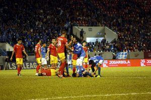 Dính đòn phản công, Than Quảng Ninh thất thủ 0-2 trên sân nhà