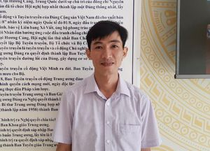 Giải Nhất tuần 11 Cuộc thi tìm hiểu truyền thống ngành Tuyên giáo