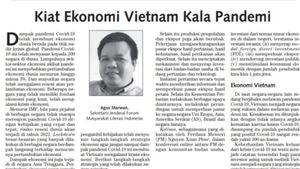 Chặn Covid-19 thành công, Việt Nam là quốc gia chiến lược để đầu tư