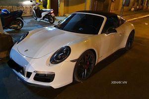'Chạm mặt' Porsche 911 Targa 4 GTS hơn 11 tỷ ở Sài Gòn
