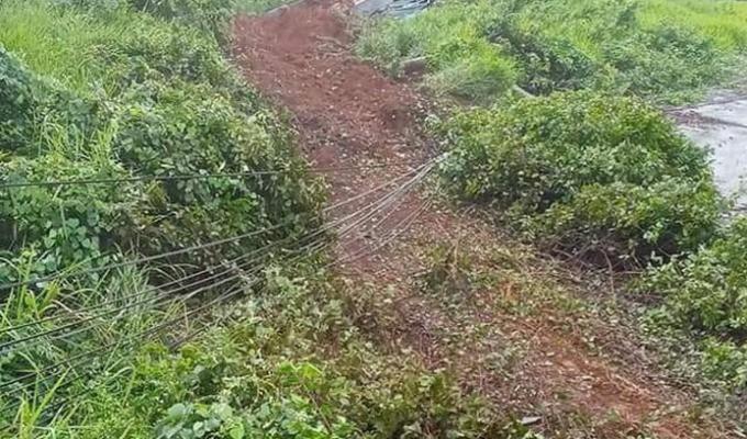Đắk Nông: Xe tải tông xe máy, 3 người thương vong