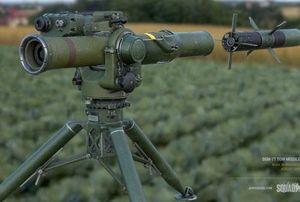 Phiến quân Syria dùng tên lửa TOW Mỹ hủy diệt xe tăng T-72