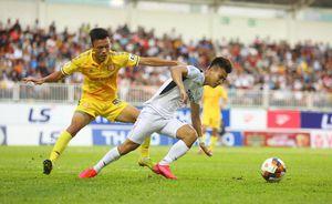 Văn Thanh chỉ ra điểm HAGL đánh bại Nam Định