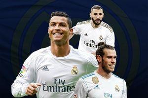 'Không ai đủ tầm thay Ronaldo ở Real'