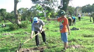 Phát động Tết trồng cây đời đời nhớ ơn Bác Hồ năm 2020