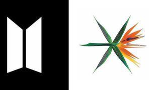 Điểm danh các logo của nhóm nhạc K-Pop đẹp tới nỗi 'nhìn đã biết được công ty cưng'