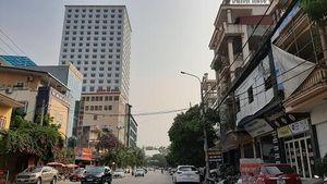 Sở Xây dựng Thái Nguyên hợp pháp hóa cho 3 tòa nhà xây sai phép