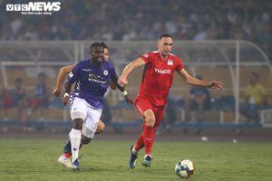 Vòng 5 V-League: Hà Nội FC đụng 'đá tảng', đại chiến HAGL vs Sài Gòn FC