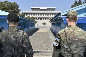 Mỹ phối hợp chặt với Seoul sau vụ Triều Tiên cho nổ văn phòng liên lạc