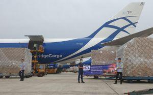 Cơ hội mới của Logistics Việt Nam và Dịch vụ vận chuyển hàng không