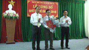 Bầu bổ sung ông Trần Thanh Dũng làm Phó Chủ tịch UBND TP Bà Rịa