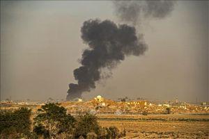 Thổ Nhĩ Kỳ không kích miền Bắc Iraq