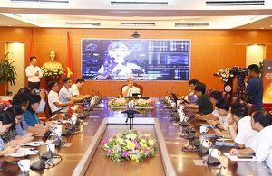 Bộ Thông tin & Truyền thông trình làng 2 nền tảng công nghệ 'Make in Vietnam' để đẩy nhanh chuyển đổi số