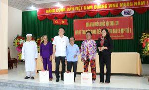 Bộ trưởng Bộ Tư pháp Lê Thành Long tiếp xúc cử tri Kiên Giang