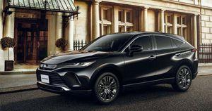 Cận cảnh Toyota Venza 2021 chỉ dành cho thị trường Nhật Bản