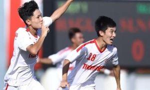 Em họ Công Phượng tỏa sáng, U19 HAGL 1 vào chung kết U19 quốc gia