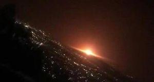 Nổ lớn rung chuyển thủ đô Iran