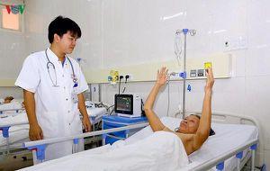 Cứu sống bệnh nhân nữ bị vỡ mạch máu não