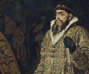 Vì sao Sa hoàng Nga đầu tiên có cái tên 'khó nghe': Ivan 'Khủng khiếp'?