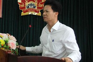 Hà Nội: Kỷ luật cảnh cáo đối với Bí thư quận Hà Đông - Lê Cường