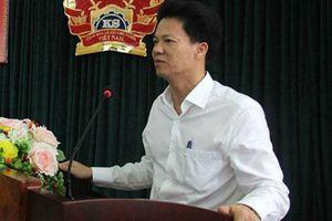 Hé lộ lý do Bí thư Quận ủy Hà Đông bị kỷ luật cảnh cáo