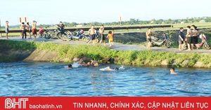 Hà Tĩnh: 23 học sinh tử vong do đuối nước trong 6 tháng