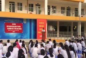 Phòng GD&ĐT quận Hoàng Mai xác minh thông tin 'Nhà trường gây áp lực không cho học sinh kém thi vào lớp 10 công lập'