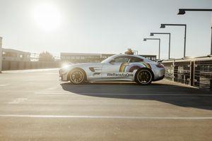 Mercedes-AMG GT R: chiếc xe an toàn đỉnh cao cho mùa giải F1 2020
