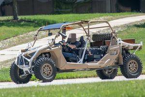 Mẫu xe buggy đa dụng cho đặc nhiệm Mỹ
