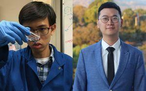 Cựu thí sinh Olympia và các chàng trai Việt thực tập tại NASA