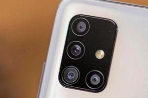 Ảnh chi tiết Samsung Galaxy A51 5G: Cấu hình tốt, pin 'trâu', 4 camera sau
