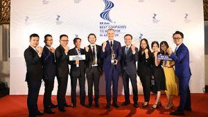 Piaggio Việt Nam lọt vào danh sách Công ty có môi trường làm việc tốt nhất Việt Nam