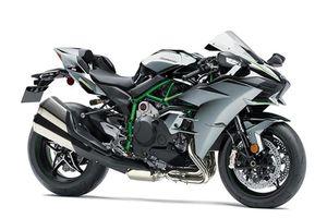 Kawasaki Ninja H2 Carbon 2020 hơn 1 tỷ đồng về Việt Nam?