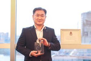 Shinhan Finance nhận giải thưởng Phát triển bền vững năm 2020